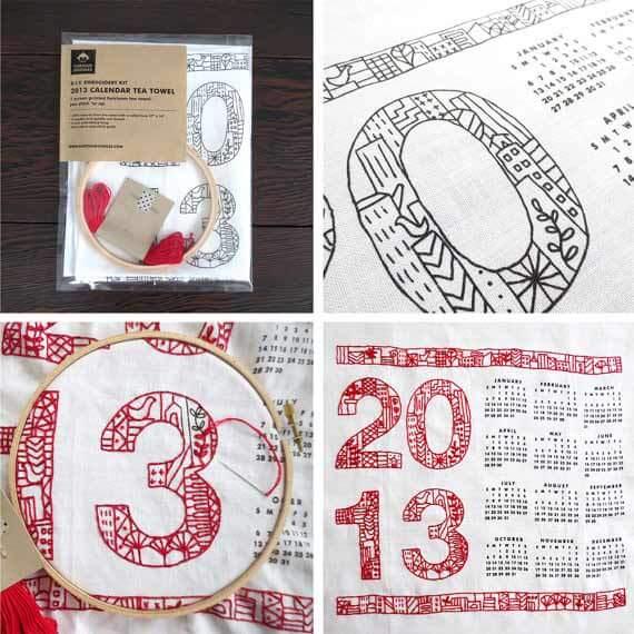 2013 Calendar Ideas