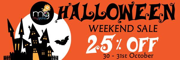 Halloween Print Specials