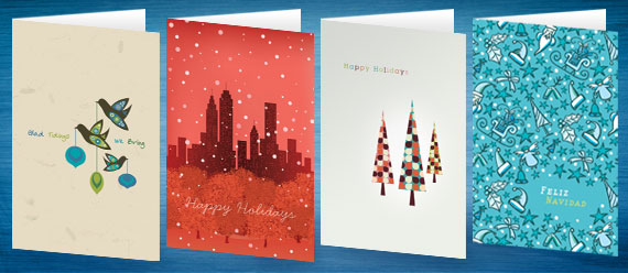 holiday greeting cards - Corporate Greeting Cards