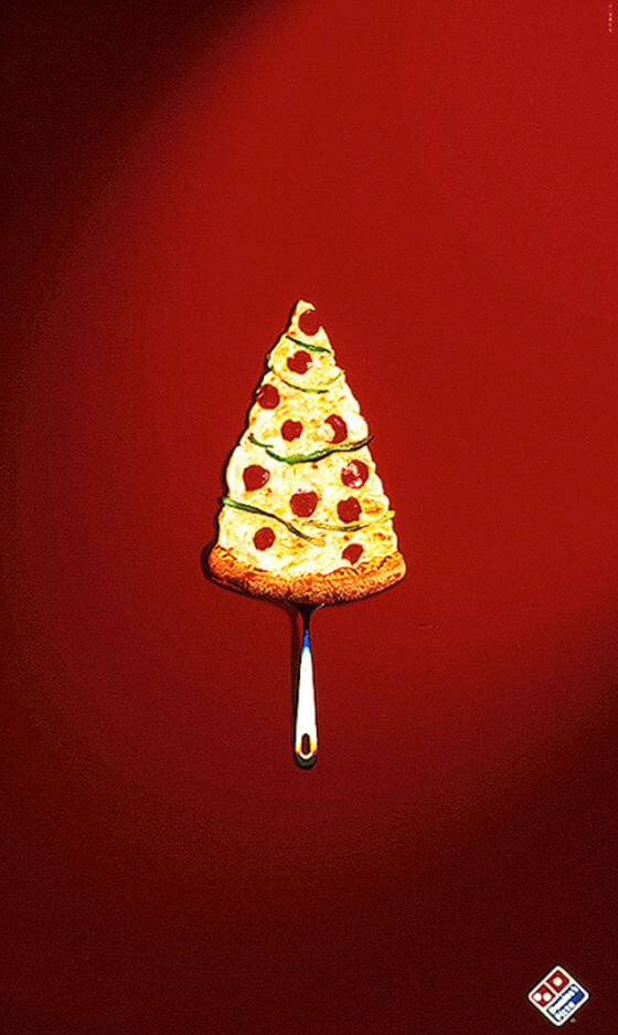 Domino's Pizza-christmasadvertisements25