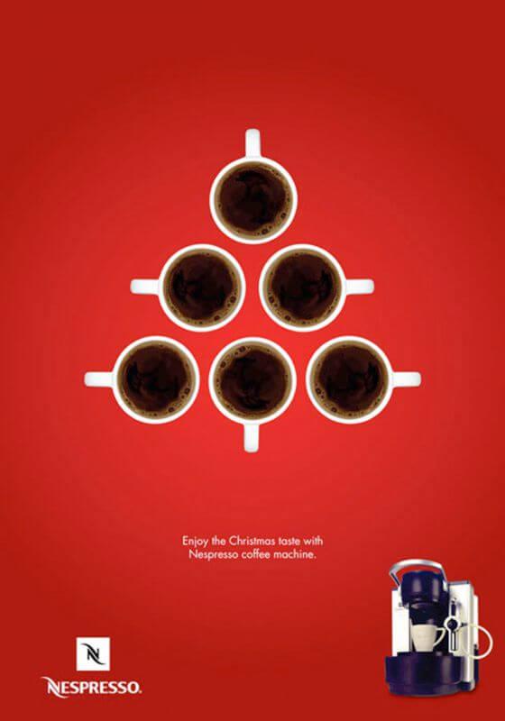 Nespresso- christmasadvertisements17