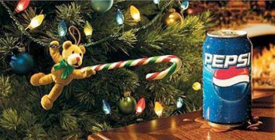 Pepsi Christmas Ad