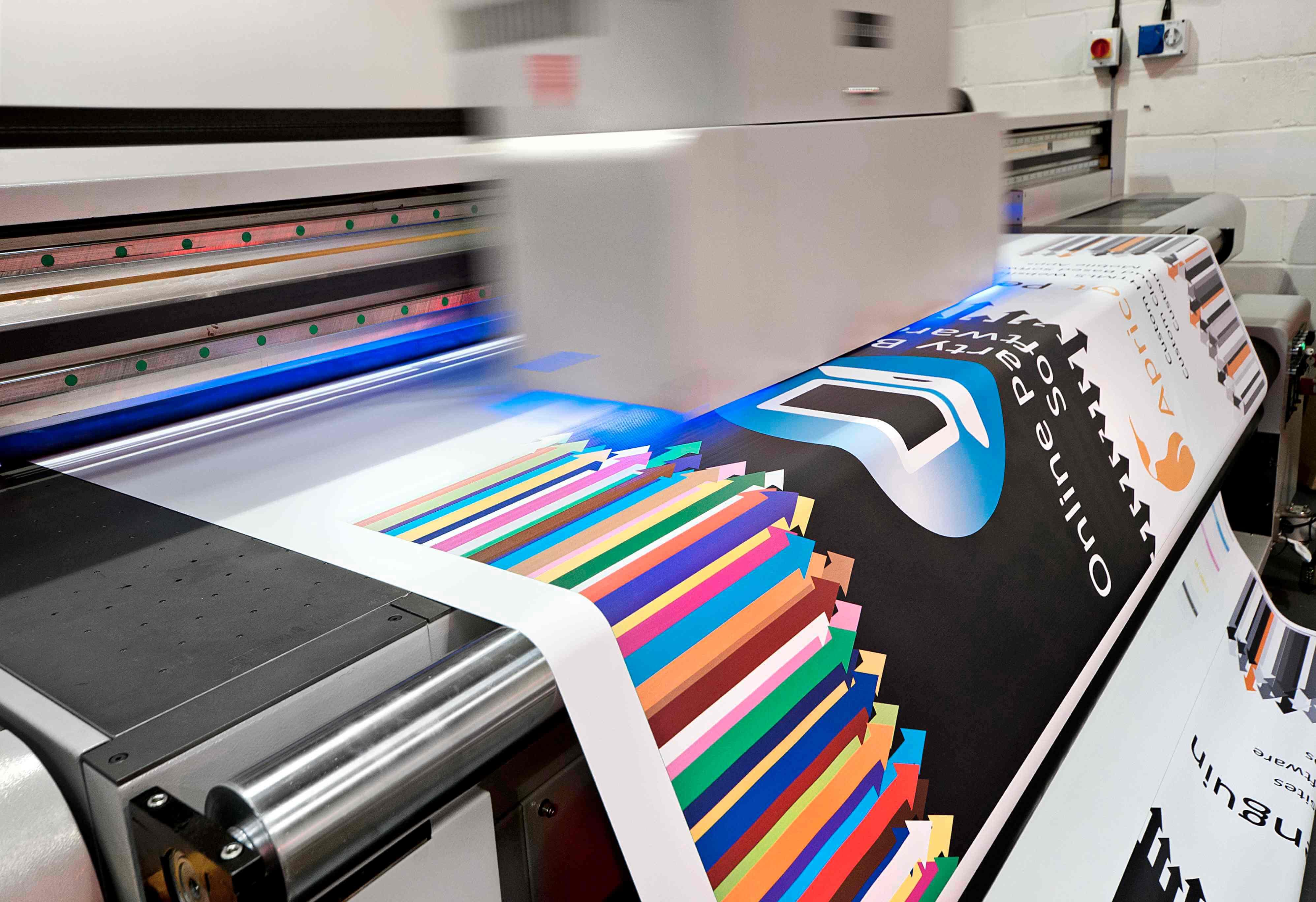 Large Format Printing Los Angeles Scg